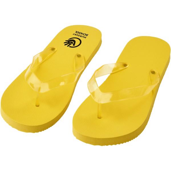 Klapki plażowe Railay (M) - Żółty