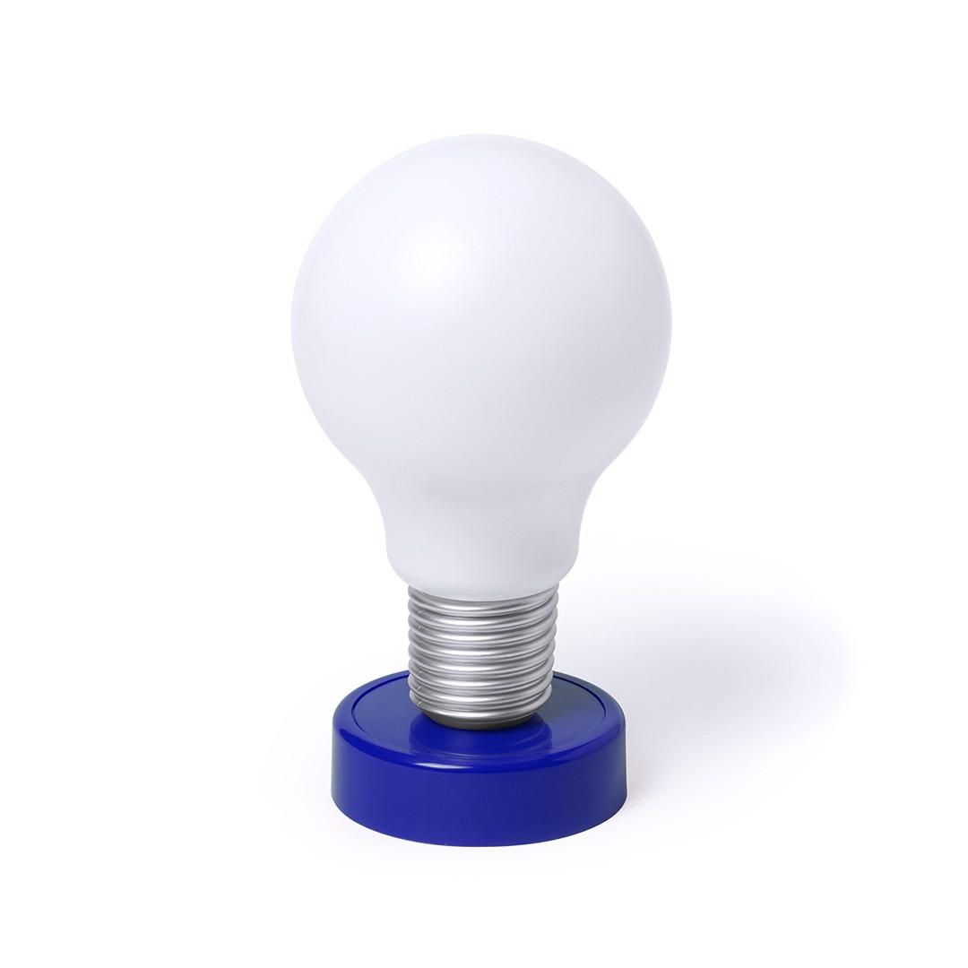 Lámpara Slanky - Azul