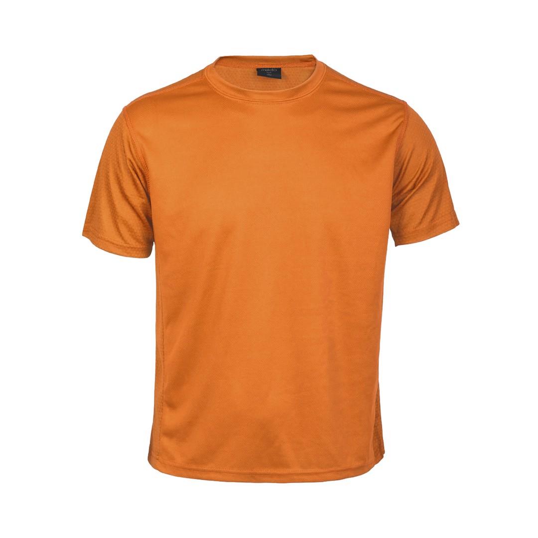 T-Shirt Adulto Tecnic Rox - Orange / S