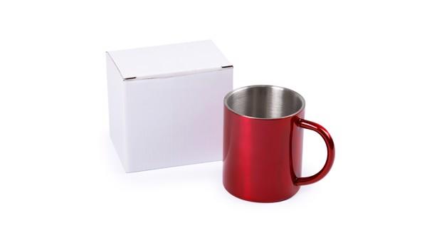 Chávena Yozax - Vermelho