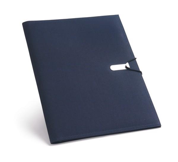 CLARK. Φάκελος Α4 - Μπλε