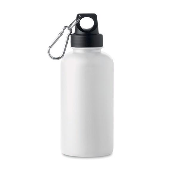 Butelka PE 500ml Pe Moss - biały