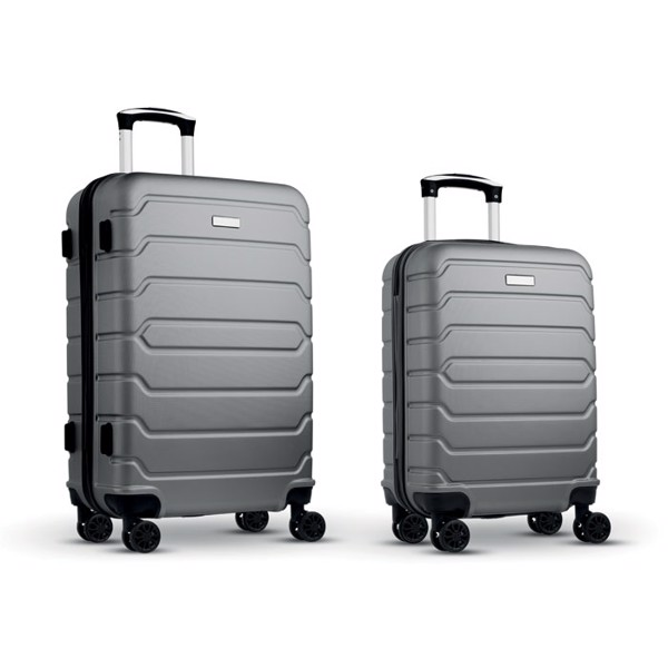 "Trolley set 20""and 24""in ABS Minsk - Matt Silver"