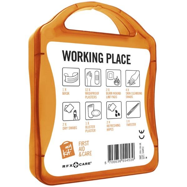 MyKit Workplace First Aid Kit - Orange