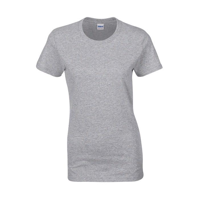 Ladies T-Shirt 185 g/m² Ladies Heavy Cotton 5000L - Sport Grey / L