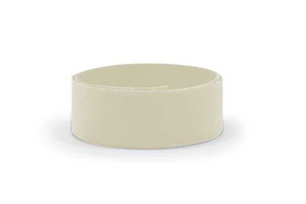 DIANE. Ribbon for hat - Beige