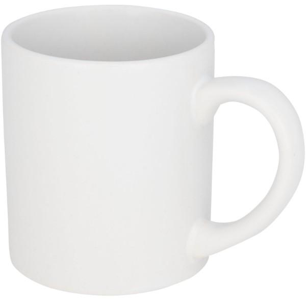 "Mini taza cerámica de 250 ml para sublimación ""Pixi"""