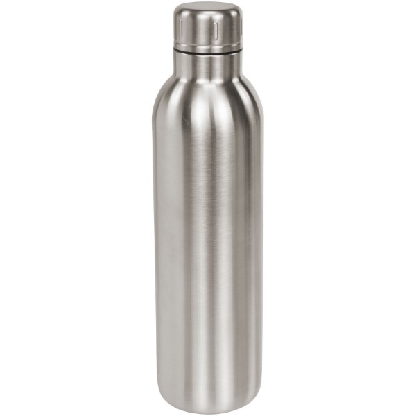 Thor 510 ml copper vacuum insulated sport bottle - Silver