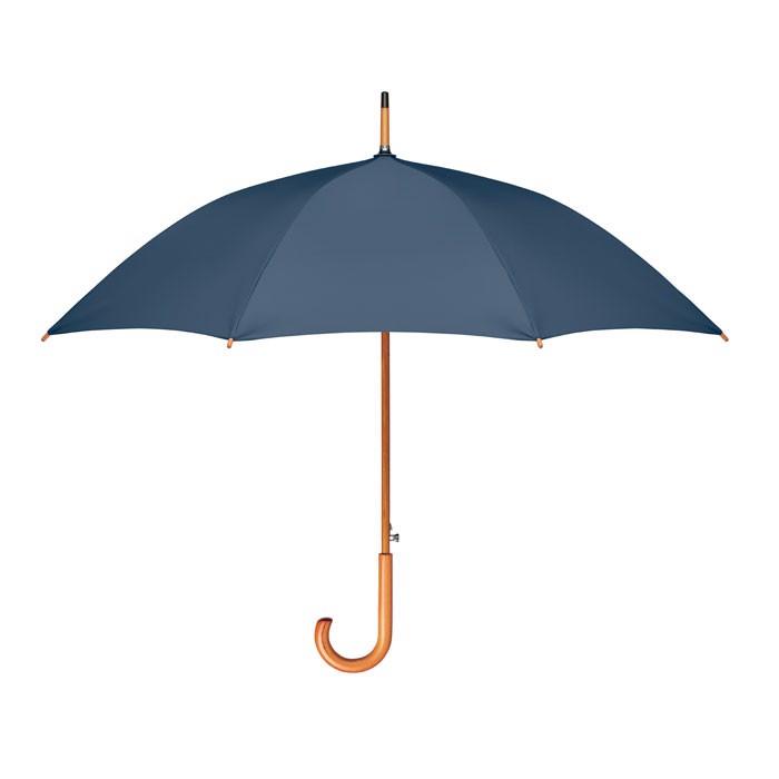 "Paraguas pongee RPET 23,5"" Cumuli Rpet - azul"
