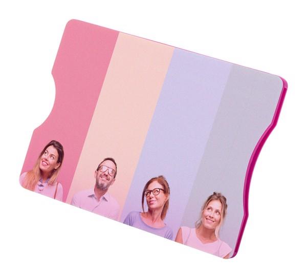 Obal Na Kreditní Karty Randy - Růžová