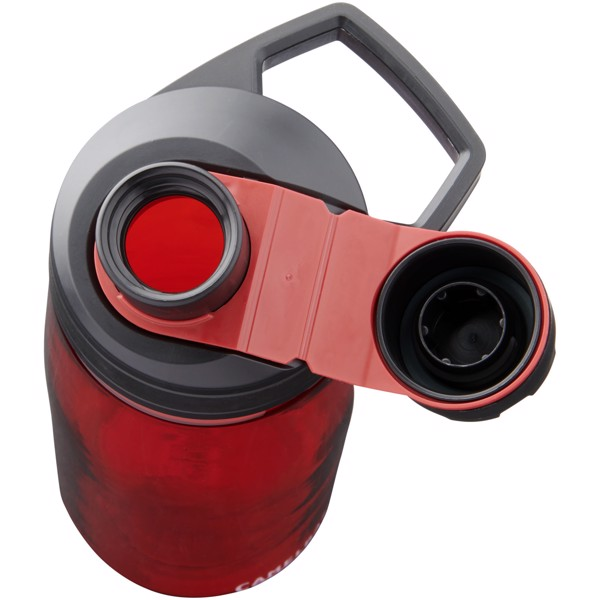 Chute Mag 750 ml Tritan™ sport bottle - Red