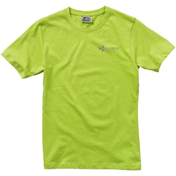 Ace short sleeve women's t-shirt - Apple green / XL