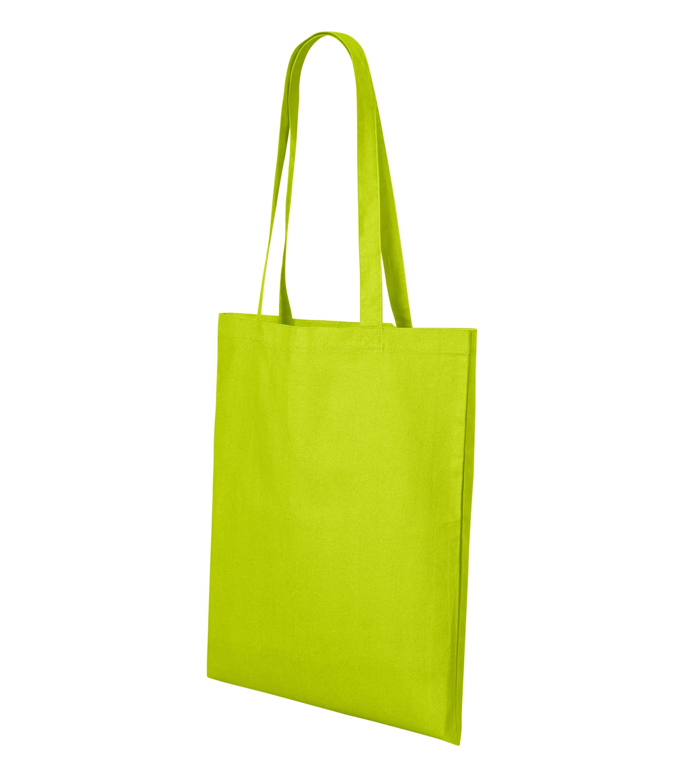 Nákupní taška unisex Malfini Shopper - Limetková / uni