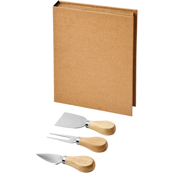 Reze 3-piece cheese set