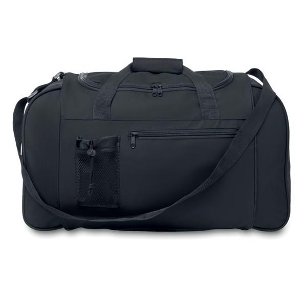 600D sports bag Parana - Black