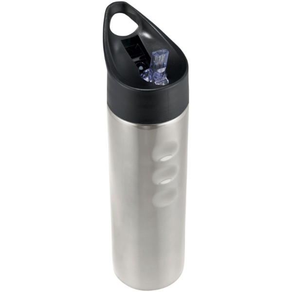 Trixie 750 ml stainless steel sport bottle - Silver