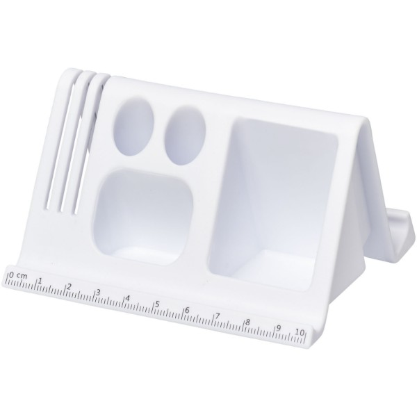 Logi multi-functional desktop stand - White