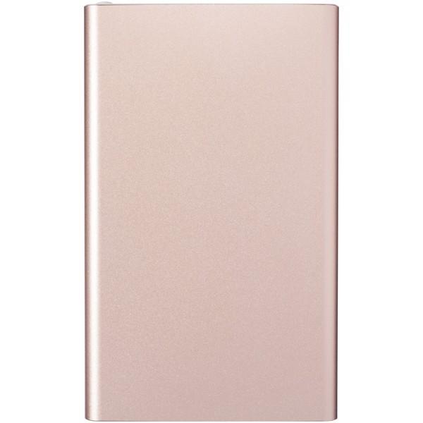 Hliníková powerbanka Pep 4 000 mAh - Rose Gold