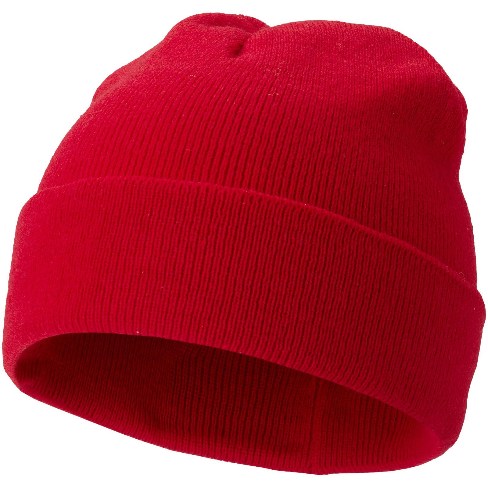 Irwin beanie - Red