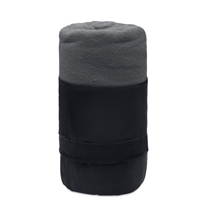 RPET fleece travel blanket Musala Rpet - Grey