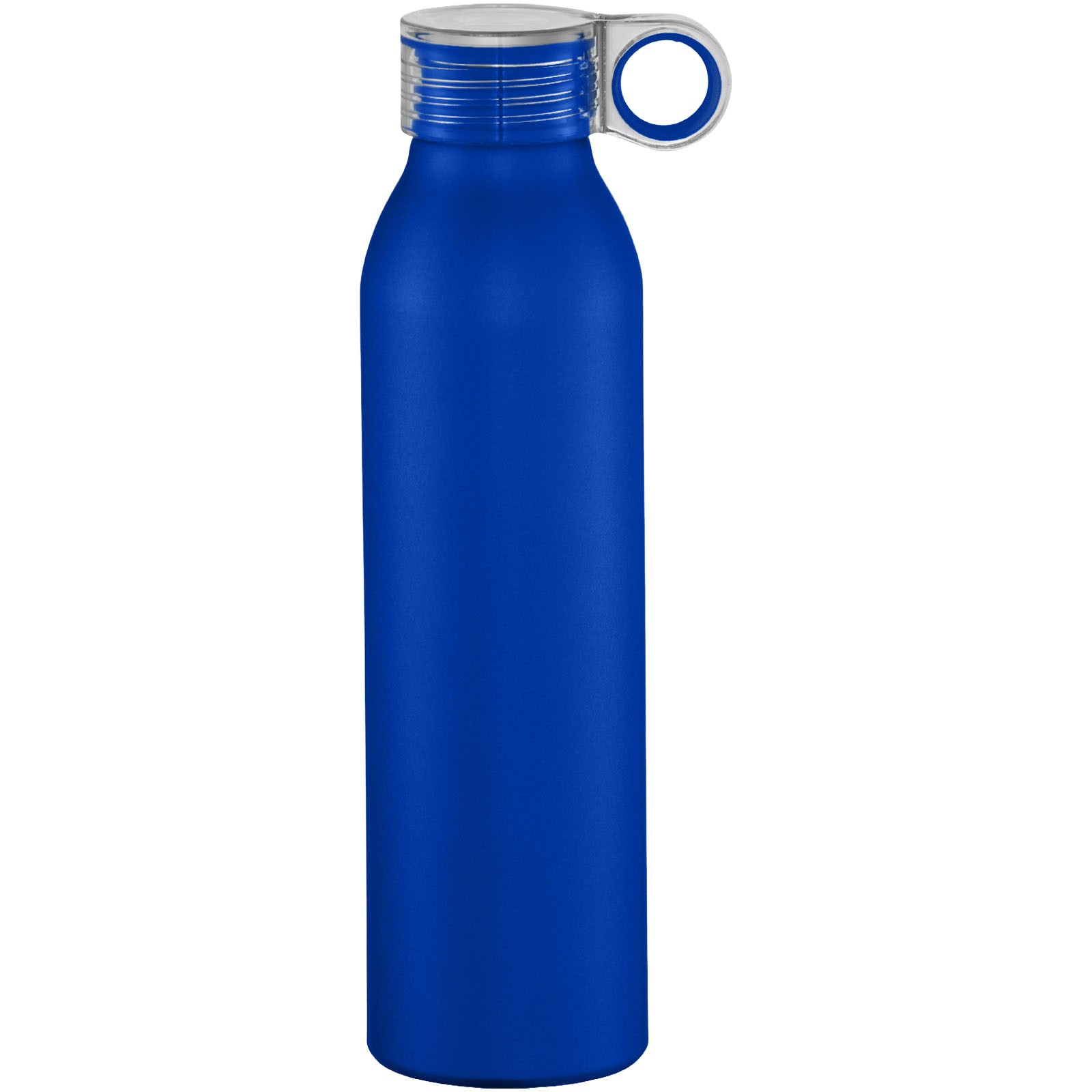 Hliníková sportovní láhev Grom - Světle modrá