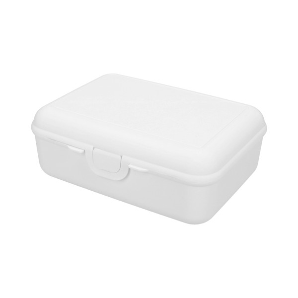 """Storage Box """"School Box"""" Deluxe, Without Separating Sleeve - White"""