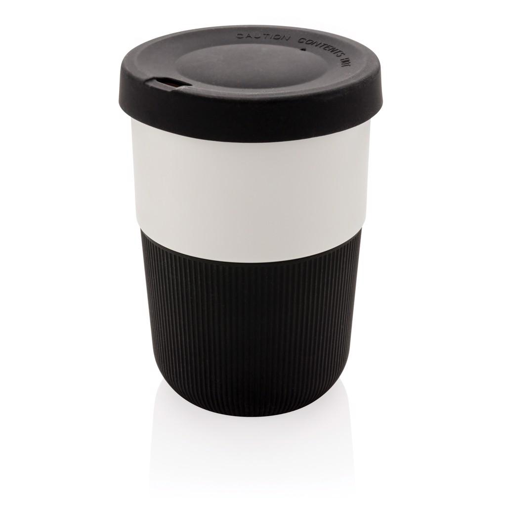 PLA hrnek coffee to go 380ml - Černá