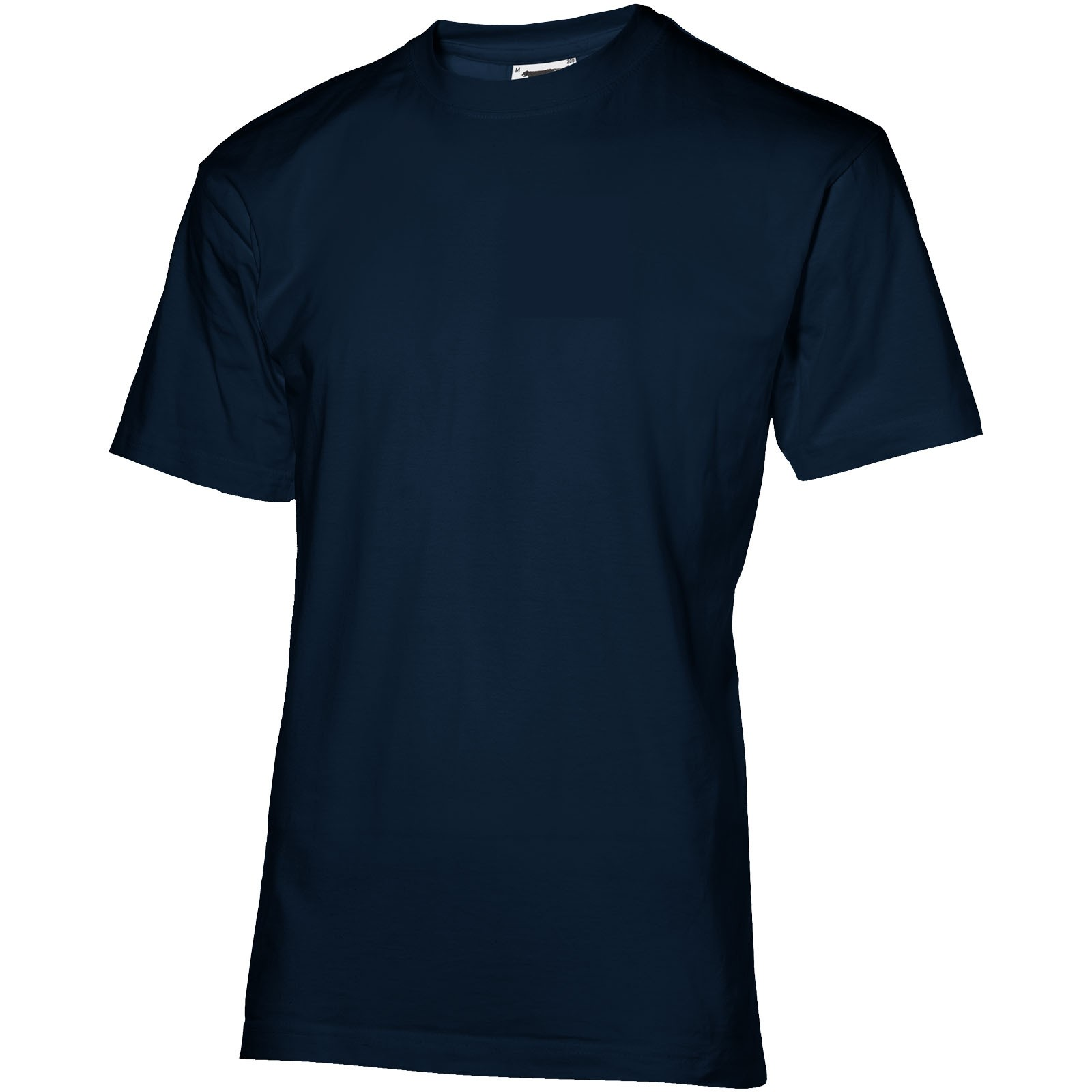 Return Ace short sleeve unisex t-shirt - Navy / XL