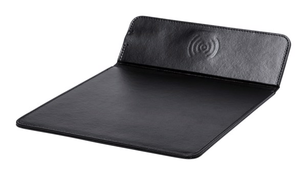 Wireless Charger Mouse Pad Dropol - Black