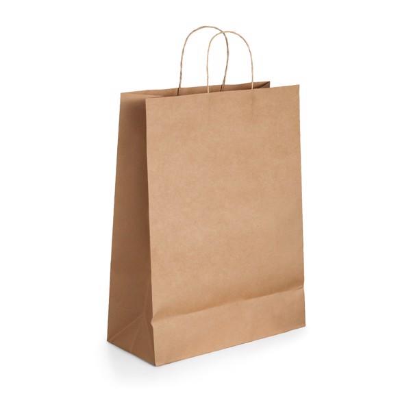 LEIA. Paper kraft bag