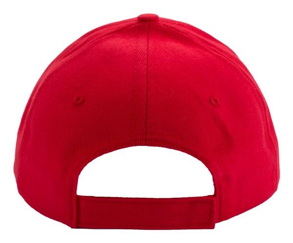 Șapcă Baseball Rubec - Roșu