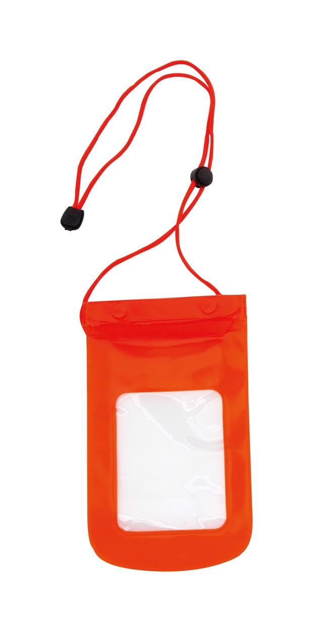Husă Impermeabilă Pentru Telefon Mobil Tamy - Roșu