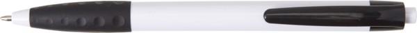 Kugelschreiber 'Florenz' aus Kunststoff - White