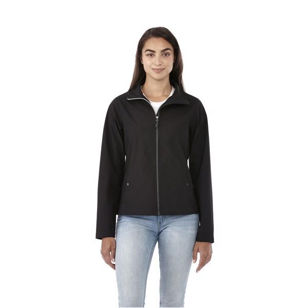 Dámská softshellová bunda Karmine, vlastní soukromá značka - Černá / XL