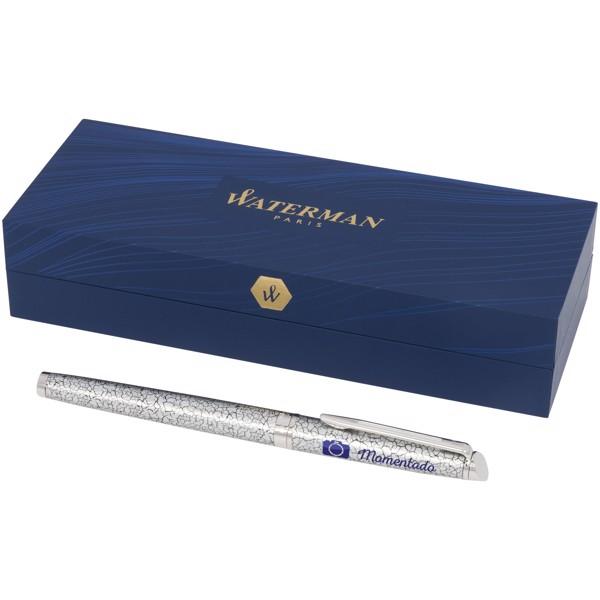 Plnicí pero Hémisphère, prvotřídní luxus - Stříbrný