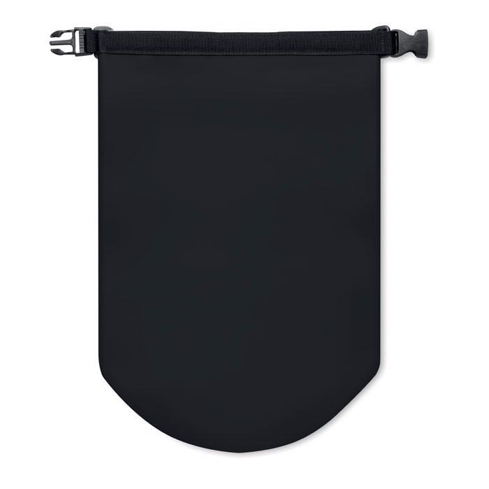 Voděodolný vak PVC 10L Scuba - black