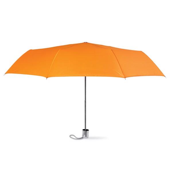 Mini umbrella with pouch Lady Mini - Orange