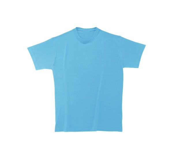 Tričko Heavy Cotton - Světle Modrá / M