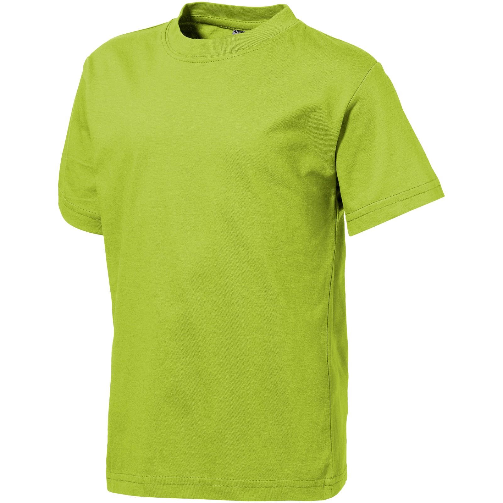 Dětské triko Ace s krátkým rukávem - Zelené jablko / 104