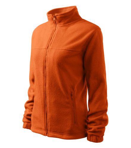 Fleece Women's Malfini Jacket - Orange / 2XL