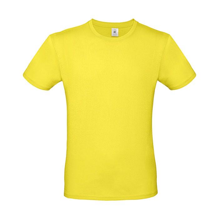 T-shirt 145 g/m² #E150 T-Shirt - Solar Yellow / M