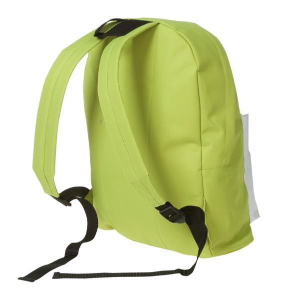 Batoh Discovery - Limetková Zelená / Bílá