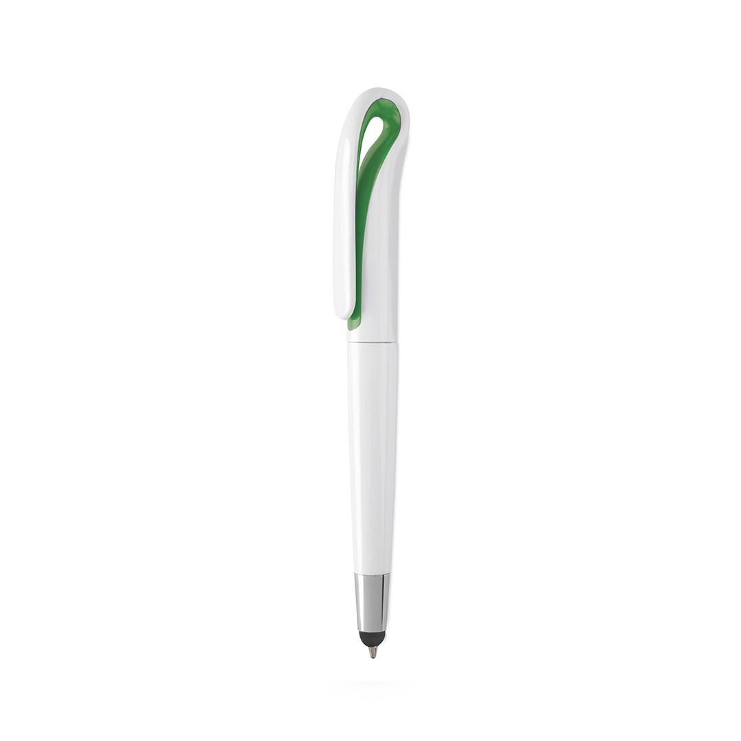 Bolígrafo Puntero Barrox - Blanco / Verde