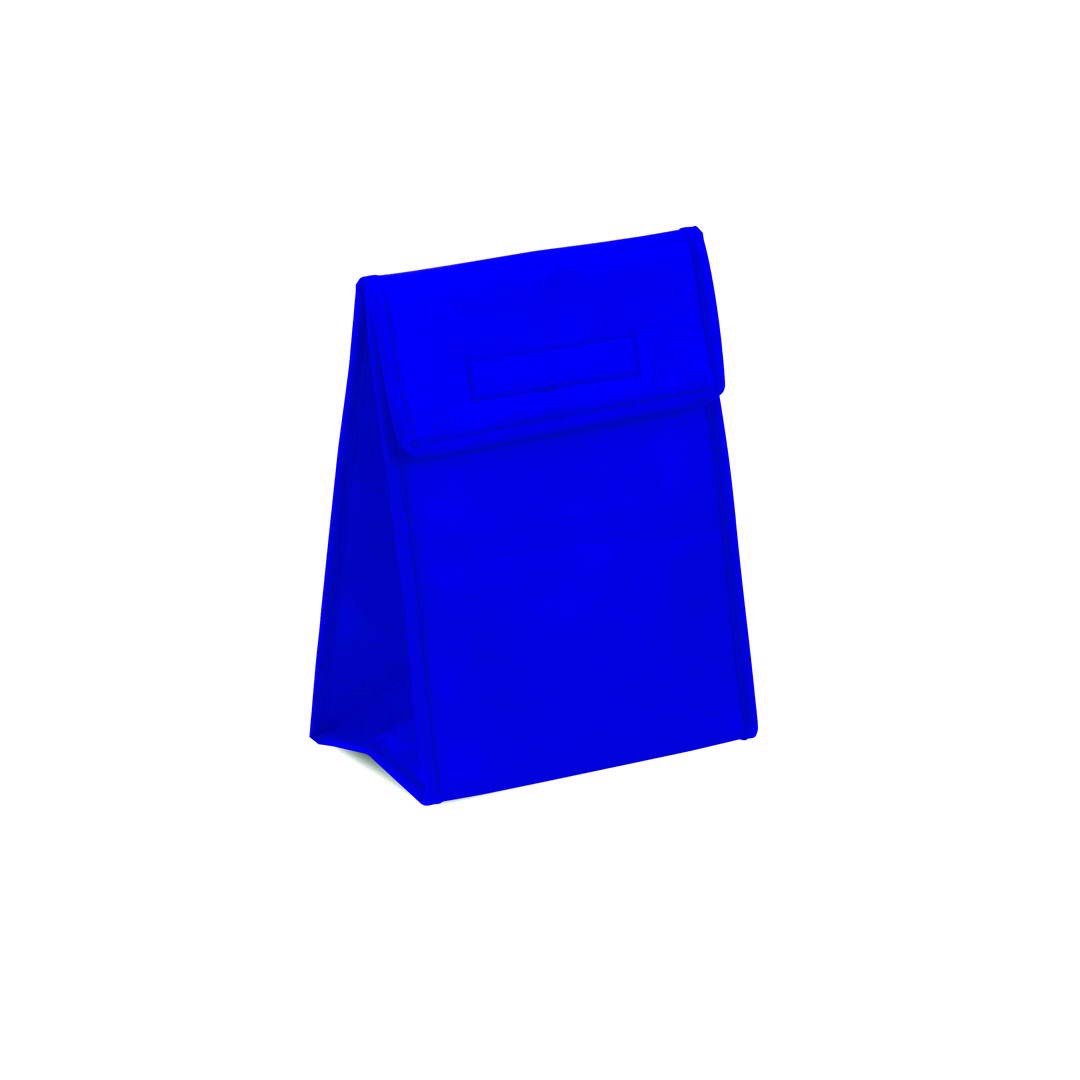 Nevera Keixa - Azul