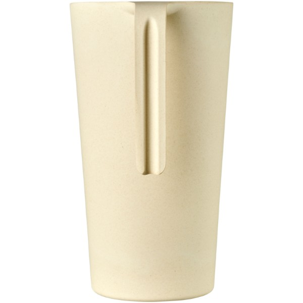 Hermes 1.7 litre bamboo fibre carafe - Beige