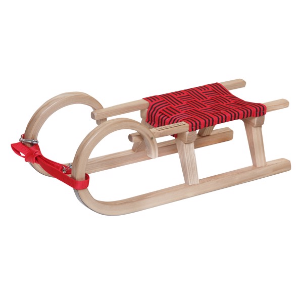 """Wooden Sledge """"Snow"""" Small"""