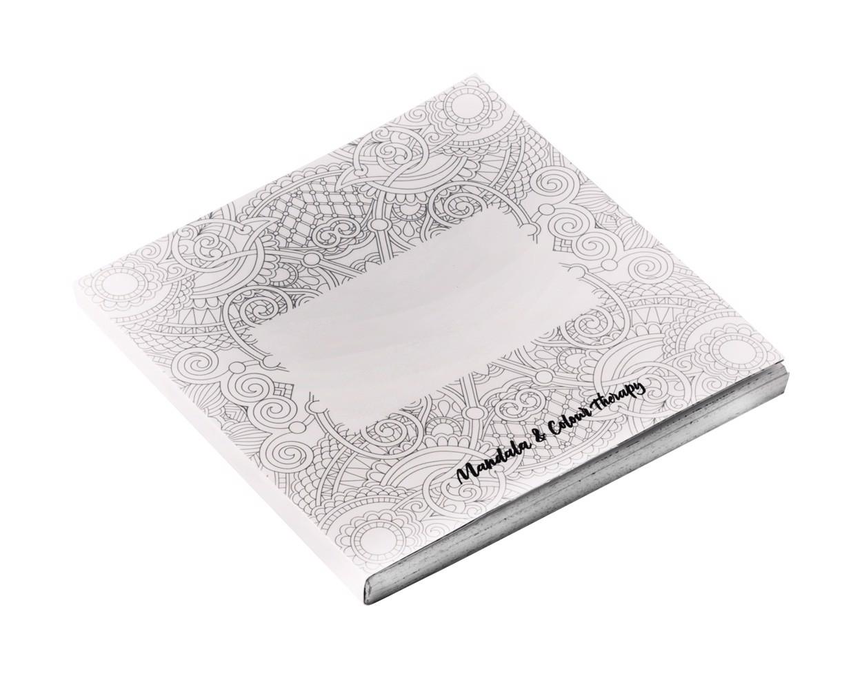 Malbuch Rudex - Weiß