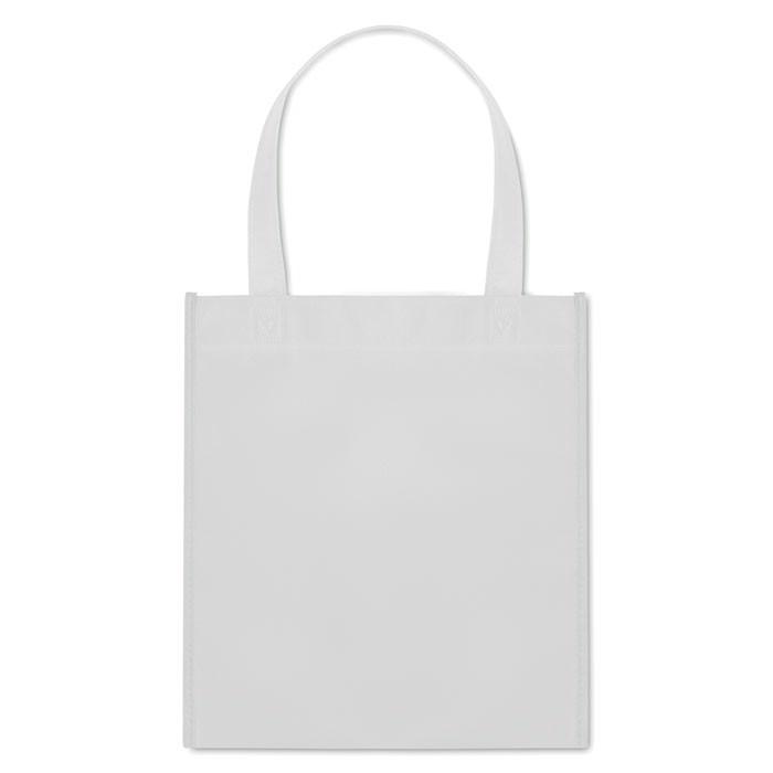 Zgrzewana torba nonwoven Apo Bag - biały
