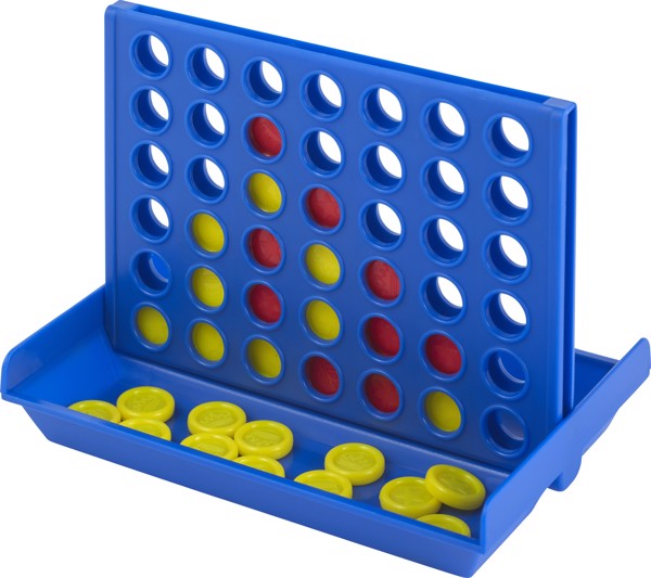PP 4-in-a-line game