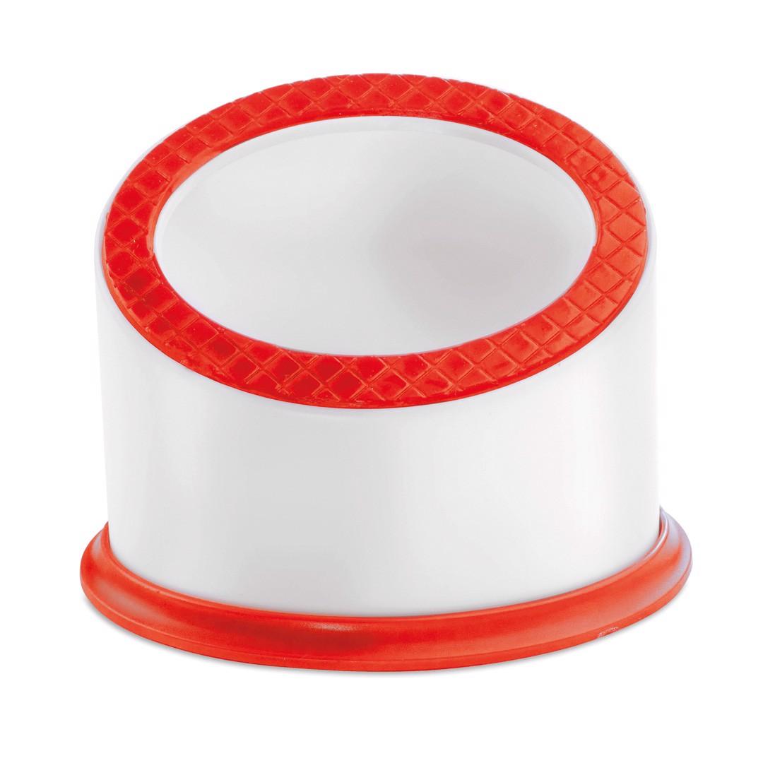Suporte Altifalante Amadix - Branco / Vermelho